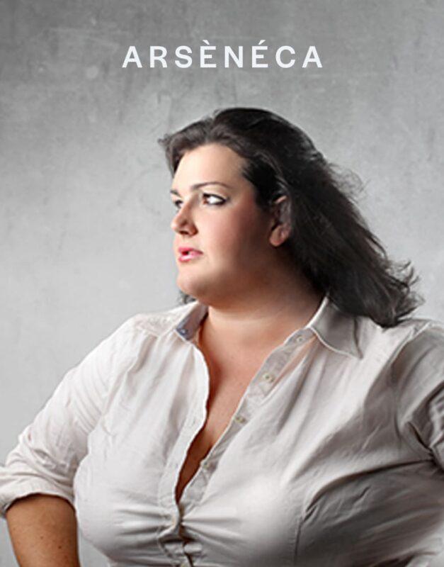 Une femme Arènséca